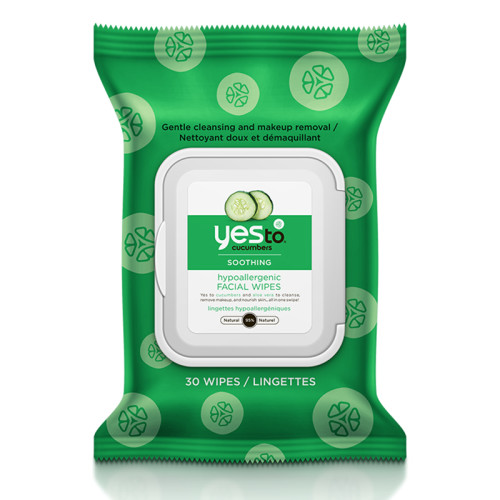 Yesto - Yesto Cucumbers Hydrating Wipes 30pcs