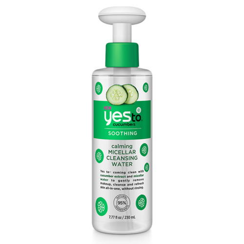 Yesto - Yesto Cucumbers Micellar Water Facial Cleanser 230ml