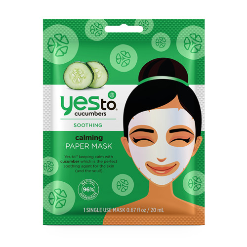 Yesto - Yesto Cucumbers Paper Mask 20ml