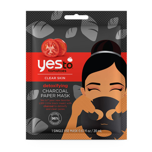 Yesto - Yesto Tomatoes Charcoal Paper Mask 20ml