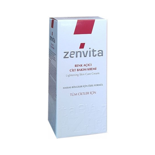 SGA Kozmetik - Zenvita Lightening Cilt Bakım Kremi 50 ml