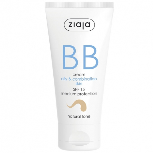 ZIAJA - Ziaja BB Oily ve Combination Krem 50 ml