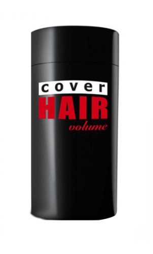 Zigavus - Zigavus Hair Cover Volume Black 1-2 30gr